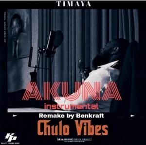 Instrumental: Timaya - Akuna